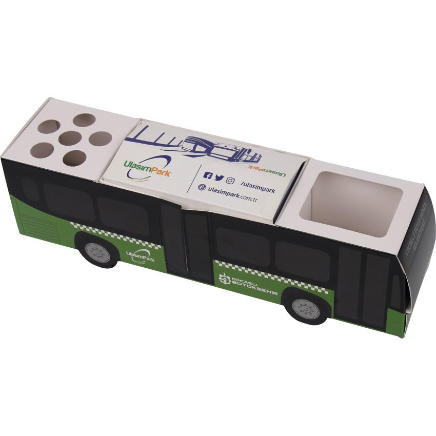 BLK-11 Otobüs Bloknot - resim 2